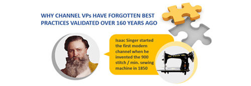 Why have VPs of Channel Sales Forgotten Best Practices Validated Over 160 Years Ago