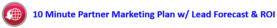 10 Minute Marketing Plan