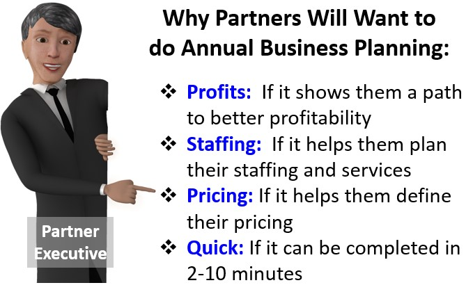 Annual business planning tips