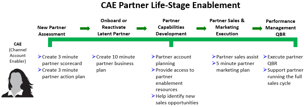 CAE Partner Life-Stage Enablement
