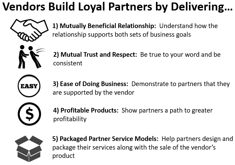 Have Business Relationship With Your >> The Five Most Important Factors For Building Partner Loyalty